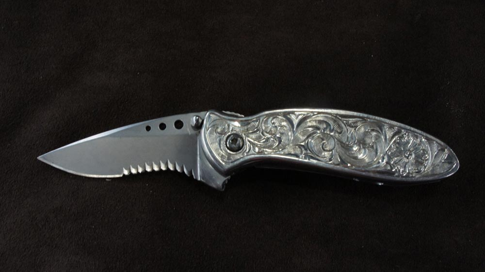Range Boss Knife