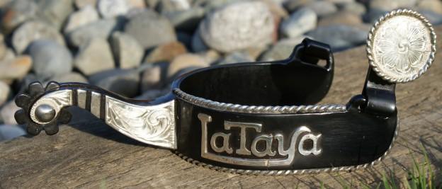 Lataya Silver Spurs