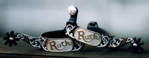 Ruth Silver Spurs