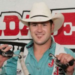 Kaycee Feild wins Principe Silver Spurs at Cloverdale Rodeo