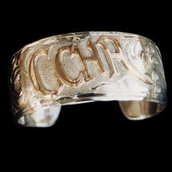 Silver Engraved Bracelet - CCHA